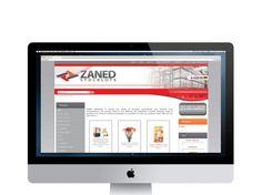 www.zaned.eu - business-to-business webshop