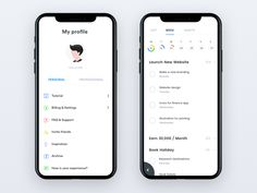 Smat to-do list and goal tracker app