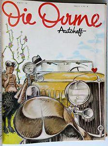 Die-Dame-Ullstein-12-Hefte-Januar-Juni-1933-in-1-Bd-rd-650-S-TOP