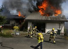 Fire damage Boca Raton