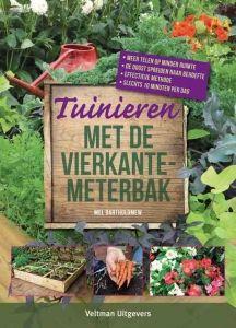 tuinieren met de vierkante meterbak