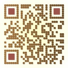 QR code: Be creative. Created by iQR codes.