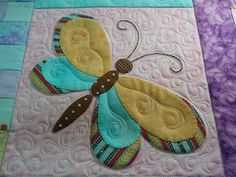 Great Butterfly block.