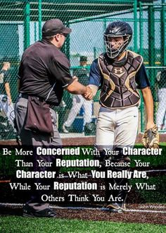 My daughter, who is a softball pitcher, tries to thanks and shake hands with the umpires after every game. Softball Quotes, Sport Quotes, Softball Stuff, Baseball Stuff, Softball Mom, Volleyball, Little League Baseball, Sports Baseball, Baseball Memes