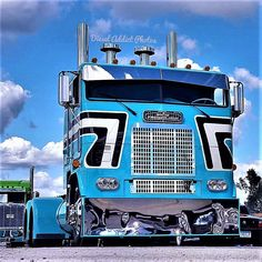 Millions of Semi Trucks Small Trucks, Big Rig Trucks, Old Trucks, Chevy Trucks, Freightliner Trucks, Peterbilt, Custom Big Rigs, Custom Trucks, Diesel Cars