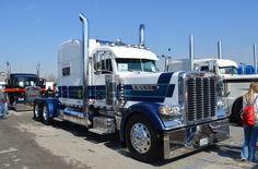 Trucking Driving Force, Custom Trucks, Semi Trucks, Iron, Big, Vehicles, Car, Vehicle, Steel