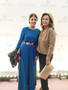 Maria Roca y Paloma Chacon