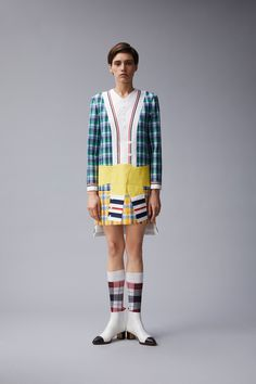 Thom Browne Resort 2018 Fashion Show Collection