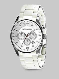 Emporio Armani #watch #jewelry