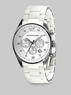 Emporio Armani #watch #jewelry