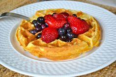 Sunday Waffles - Mother Thyme