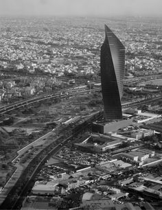 #Kuwait Arcetucter. Altijaria Tower. برج التجارية - الكويت