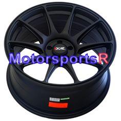 XXR 527 Flat Black Wheels Rimns 17x8.25 18x8.75 +35 ET Offset 5x114.3 5x4.5 05 06 07 08 09 Subaru WRX STI 10 11 12 13 Honda Civic SI 5 lugs EX Sedan Coupe Honda Accord LX Toyota Camry LE SE XLE Altima Coupe Sedan 3.5 SE Maxima Scion xB 95 96 94 95 97 98 NIssan 240sx S14 SE STance Lexus IS250 IS350 Acura TL Type S 04 TSX RL RSX Type S Mazda RX8 Honda Odyssey EX Touring CRV Element Mazda miata Concave Toyota Solara avalon Mitsubishi lancer ES GTS Galant Eclipse