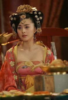 Women's clothing of the Tang Dynasty
