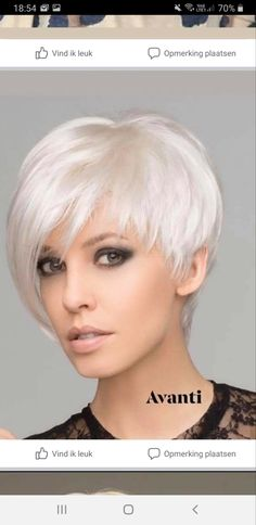 Haircut For Square Face, My New Haircut, Kinds Of Haircut, Side Swept Hairstyles, Pixie Hairstyles, Easy Hairstyles, Pixie Haircuts, Androgynous Haircut, Curly Hair Styles