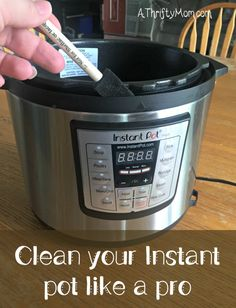 clean your instant p
