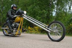 on the road again Custom Choppers, Custom Motorcycles, Custom Bikes, Custom Cars, Motorcycle Museum, Chopper Motorcycle, Motorcycle Style, Harley Bikes, Harley Davidson Bikes