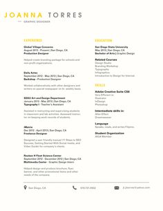 To get the job, you a need a great resume. The professionally-written, free resume examples below can help give you the inspiration you need to build an impressive resume of your own that impresses… Cv Simple, Simple Resume, Creative Resume, Basic Resume, Modern Resume, Resume Tips, Resume Cv, Resume Design, Resume Ideas