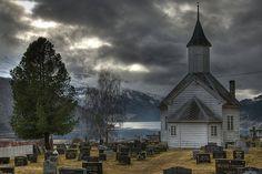 Chapel in Loen, Norway - built 1837 | by christian.senger