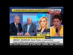 România acum. Cum facem față dezastrului   România înainte de toate – Senator…