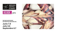 DCODE 2014. 7-8 June / 5-6 July / 6-7 September at Mercado Central de Diseño. Matadero Madrid http://www.bookstyle.net/en/madrid-style/cultural-unmissables/matadero-madrid/27/0/62530
