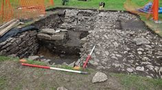 Amateur archaeologists have unearthed what is believed to be a Saxon workshop in a dig in Somerset