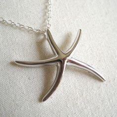 Starfish Necklace now featured on Fab.