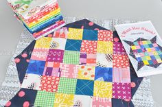 New Projects + New Fabric = a LOT going on - Diary of a Quilter - a quilt blog