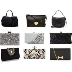 """Beautiful bags"" by danielaroblesb on Polyvore"