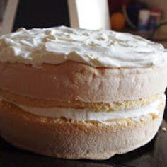 The Bush Gourmand: Thermomix Sponge Cake Thermomix Desserts, Dessert Recipes, Syrup Cake, Bellini Recipe, Australian Food, Sponge Cake Recipes, Sweet Recipes, Easy Recipes, Cooking Recipes
