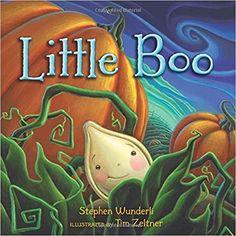 Amazon.com: Little Boo (9780805097085): Wunderli, Stephen, Zeltner, Tim: Books