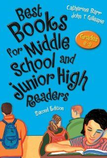 Best Books for Middle School and Junior High Readers, Grades 6-9 (Children's and Young Adult Literature Reference) by Catherine Barr. $75.33. Publication: March 20, 2009. 1242 pages. Edition - 2. Publisher: Libraries Unlimited; 2 edition (March 20, 2009)