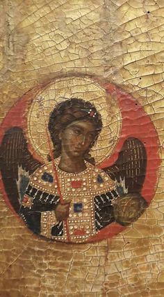 Angel Images, Angel Pictures, Byzantine Icons, Byzantine Art, Religious Icons, Religious Art, Small Icons, Kunst Online, Russian Icons