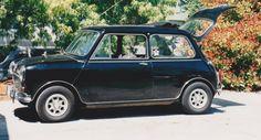 Radford - Mini (USA) Classic Mini, Classic Cars, Mini Usa, Coach Builders, Jaguar, Hatchbacks, Mini Coopers, Wood, Plate