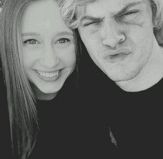★ Taissa Farmiga and Evan Peters ★