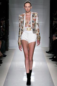 Balmain Spring 2012 Ready-to-Wear Collection Photos - Vogue