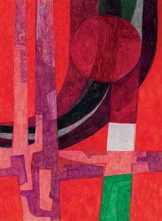 Pedro Coronel (Mexican 1923-1985)   Untitled