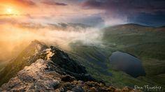 dawn on sharp edge - Google Search Lake District, Lakes, Dawn, Mountains, Google Search, Nature, Photography, Travel, Fotografia