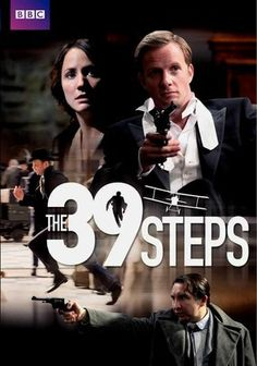 "PBS Masterpiece Theater Classic presents ""The 39 Steps"" (dir. James Hawes, 2008) --- Richard Hannay's (Rupert Penry-Jones)"