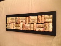 Wine Cork Board!