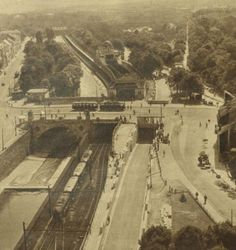 Kennedy-Brücke ca. Cgi, Vienna Austria, Where To Go, Old World, Country Roads, Black And White, History, Photographs, Outdoor