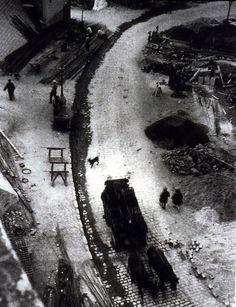 André Kertész - Avenue Junot, 1927