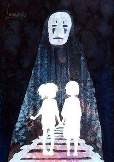 德國畫師暖心繪製《吉卜力》畫作 用顏色重溫故事情節