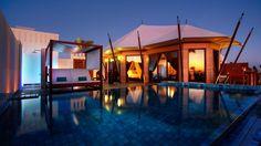 Banyan Tree Al Wadi Resort in Ras Al Khaimah, UAE