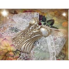 Vintage Christmas decorations,Christmas ornament,Set of 3,tree... ($36) ❤ liked on Polyvore featuring home, home decor, holiday decorations, christmas tree door hanger, christmas tree ornaments, xmas tree ornaments, christmas tree decorations and xmas tree decorations