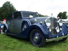 #Rolls Royce Vintage Cars
