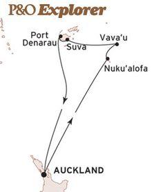 Tongan Discovery - P426