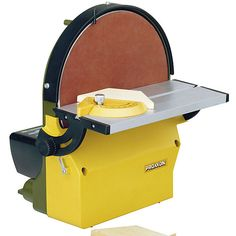 PROXXON Tools - Bench top units and related accessories, Disc Sander TSG 250/E