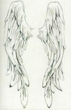 angel wings drawings - Bing Images: