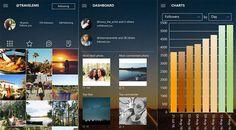 Inst@tic, l'app per monitorare i propri account Instagram e Twitter GRATIS per un tempo limitato http://www.sapereweb.it/insttic-lapp-per-monitorare-i-propri-account-instagram-e-twitter-gratis-per-un-tempo-limitato/        Inst@tic Inst@tic è un'applicazione disponibile su Smartphone, PC e Tablet Windows che consente di monitorare e vedere tutte le statistiche dei vostri account Instagram e Twitter.  In particolare, tramite questa applicazione è possibile scoprire chi